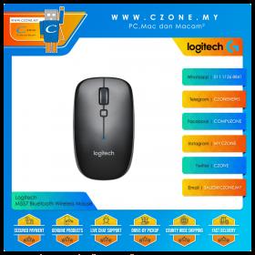 Logitech M557 Bluetooth Wireless Mouse