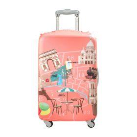 "oqi Urban Luggage Cover M (22"" - 26"", Paris)"