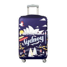 """Loqi Urban Luggage Cover S (19"""" - 22"""", Sydney)"""