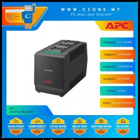 APC Line-R LS1500 AVR (1500VA, 3x Universal Sockets, Surge Protection)