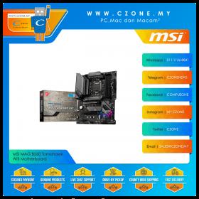 MSI MAG B560 Tomahawk Wifi Motherboard (Chipset B560, ATX, Socket 1200)