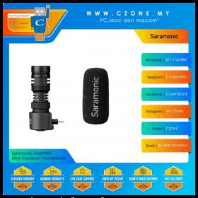 Saramonic SmartMic Ultra-Compact Microphone For Mobile