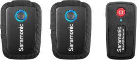 Saramonic Blink500 Pro B2 Ultracompact 2.4G Dual-Channel Wireless Microphone
