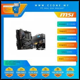 MSI MEG Z590 Ace Motherboard (Chipset Z590, WiFi+BT, Thunderbolt, ATX, Socket 1200)