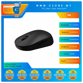 Mi Dual Mode Silent Wireless Mouse