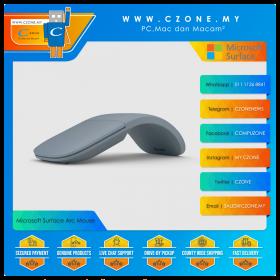 Microsoft Surface Arc Mouse (Ice Blue)