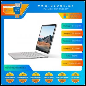 "Microsoft Surface Book 3 - 15"", i7-1065G7, 1.3GHz, 32GB, 512GB SSD, GTX1660 Ti, Win 10 (Platinum)"