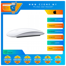 Apple Wireless Magic Mouse 2 (Silver)