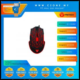Fantech bLAST X7| RGB Gaming Mouse (Black)