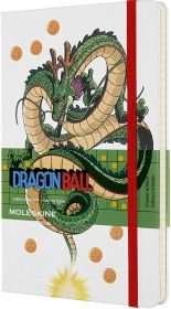 Moleskine Limited Edition Dragon Ball Large Ruled Hard Cover Notebook (Dragon)