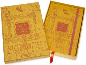 Moleskine Limited Edition Harry Potter Collector's Box Special Edition Large Ruled Hard Cover Notebook