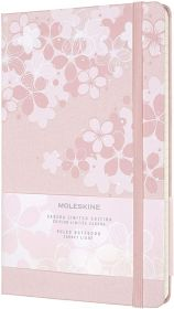 Moleskine Limited Edition Sakura Large Ruled Notebook (Graphic 1)
