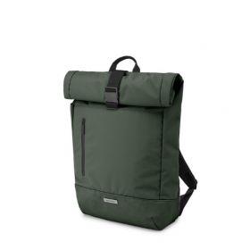 Moleskine Metro Rolltop Backpack (Moss Green)