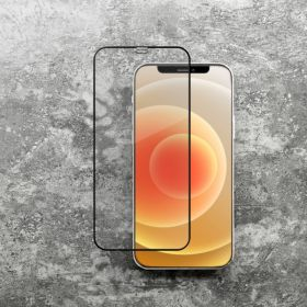 Momax Glass Pro+ Clear Full Cover Tempered Glass iPhone 12 Series