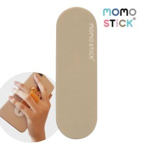 Momo Stick Matte Series Phone Stand (Khaki)