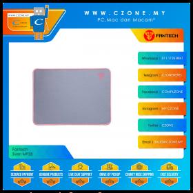 Fantech Sven MP35 Gaming Mousepad (350mm x 250mm x 4mm, Pink)