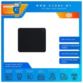 Cooler Master MP510 - Medium Mouse Pad (Soft, 320 x 270 x 3 mm)