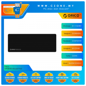 Orico MPS8030 Mouse Pad (Soft, Extended, 800 x 300 x 3 mm)