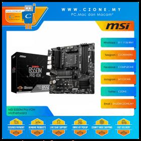MSI B550M Pro-VDH Motherboard