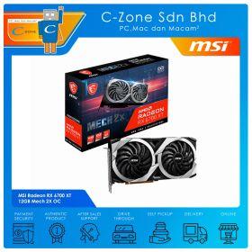 MSI Radeon RX 6700 XT 12GB Mech 2X OC