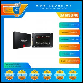 """Samsung 860 PRO 256GB 2.5"""" Sata 6Gb/s SSD (R: 560Mbps, W: 530Mbps)"""