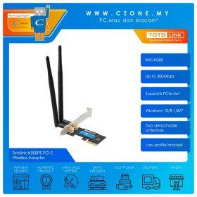 Totolink N300PE PCI-E Wireless Adapter (WiFi-N300)