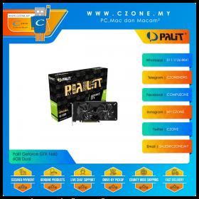 Palit Geforce GTX 1660 6GB Dual