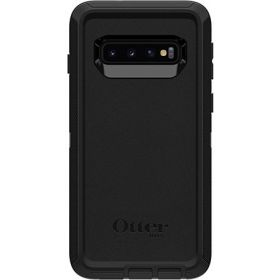 Otterbox Defender Series Case (Samsung Galaxy S10, Black)
