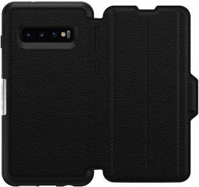 Otterbox Strada Series Case (Samsung Galaxy S10, Shadow)