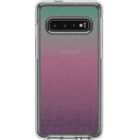 Otterbox Symmetry Clear Series Case (Samsung Galaxy S10, Gradient Energy)