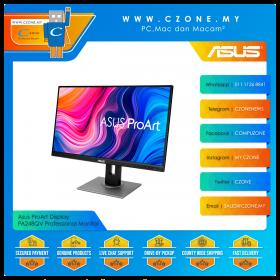 """Asus ProArt Display PA248QV Professional Monitor (24.1"""", 1920x1200, IPS, 75Hz, 5ms, sRGB 100%, D-Sub, HDMI, DP, USB3.0 x4, Speaker, VESA)"""