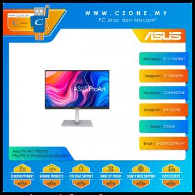 """Asus ProArt Display PA279CV Professional Monitor (27"""", 3840x2160, IPS, 60Hz, 5ms, sRGB 100%, HDMI x2, DP, USB-C x1, USB3.1 x4, Speaker, VESA)"""
