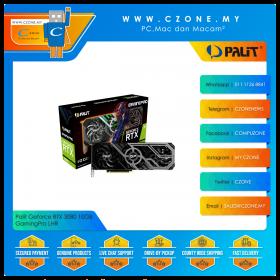 Palit Geforce RTX 3080 10GB GamingPro LHR