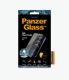 PanzerGlass Case Friendly Tempered Glass iPhone 12 Series Black