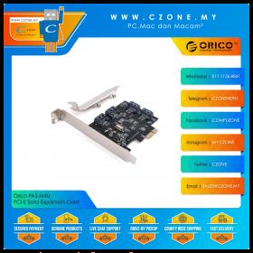 Orico PAS-M4U PCI-E Sata Expansion Card (4 Port Sata III, Chipset Marvell)