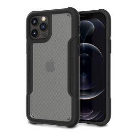 Patchworks Solid Case (iPhone 12/12 Pro, Black)