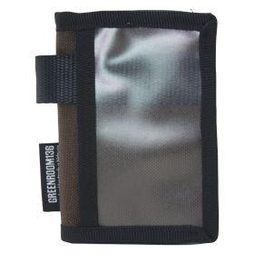 Greenroom136 Pocketbook Tag (Dark Brown)