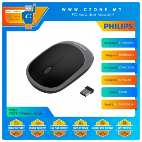 Philips SPK7314 Wireless Mouse