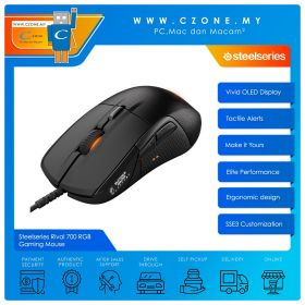 Steelseries Rival 700 RGB Gaming Mouse