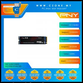 PNY XLR8 CS3030 M.2 2280 NVMe SSD
