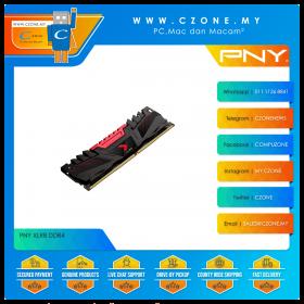 PNY XLR8 8GB (1x8GB) DDR4 2666MHz (MD8GD4266616XR)