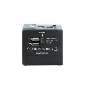 Promate Unipro 4 Travel Adapter
