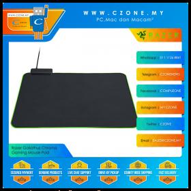 Razer Goliathus Chroma Gaming Mouse Pad (Soft, Medium, 255 x 355 x 1.5 mm)