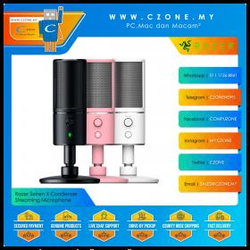 Razer Seiren X Condenser Streaming Microphone