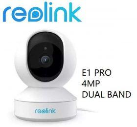 Reolink E1 Pro Wi-Fi Pan-Tilt Security Camera