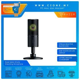 Razer Seiren Emote Streaming Microphone With Emotion Display