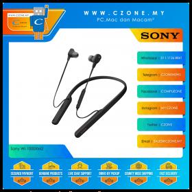 Sony WI-1000XM2 Noise Cancelling In-Ear Wireless Headphones (Black)