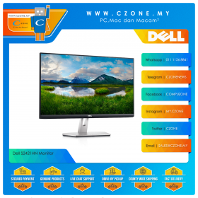 "Dell S2421HN Monitor (23.8"",1920x1080, IPS, 75Hz, 4ms, HDMIx2, VESA)"