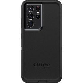 Otterbox Defender Series Case (Samsung Galaxy S21 Ultra 5G, Black)