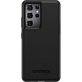 Otterbox Symmetry Series Case (Samsung Galaxy S21 Ultra 5G, Black)